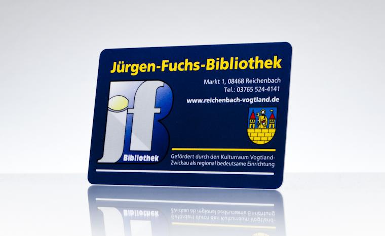 Bibliotheksausweis Göppingen