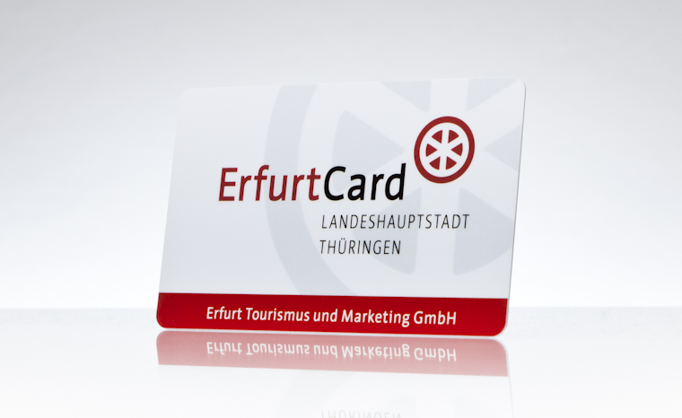 Citycard Erfurth