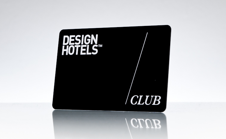 Clubkarte Designhotels
