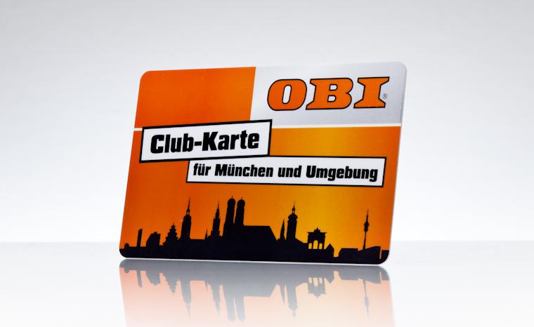 Clubkarte OBI