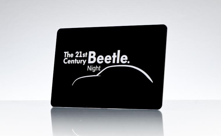 VW Beetle Night