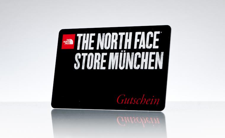 Gutscheinkarten The North Face