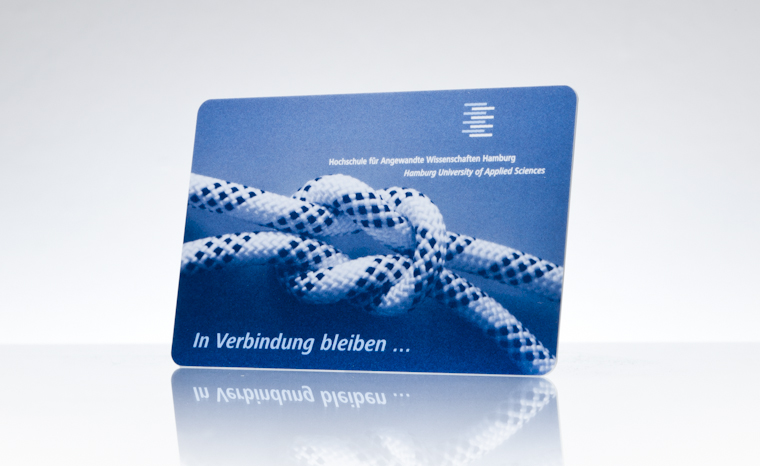 Mitgliedsausweis HAW Hamburg