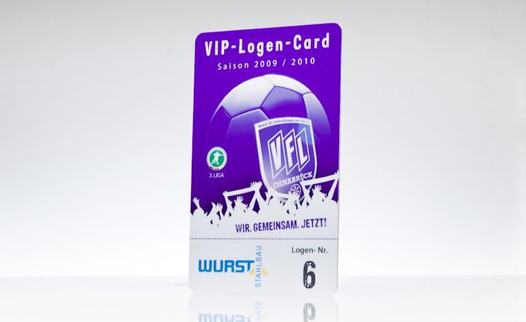 VIP-Cards VFL Osnabrück