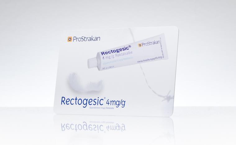 Werbekarte ProStrakan