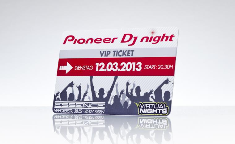 VIP-Cards Pioneer